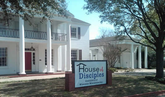 House of Disciples Longview TX